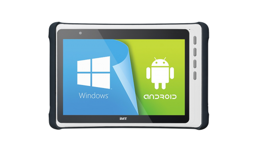 10,1-inch Tablet-Computer mit Dual-Core Intel® Celeron® N2807 Prozessor, IP65 - IMT-BT