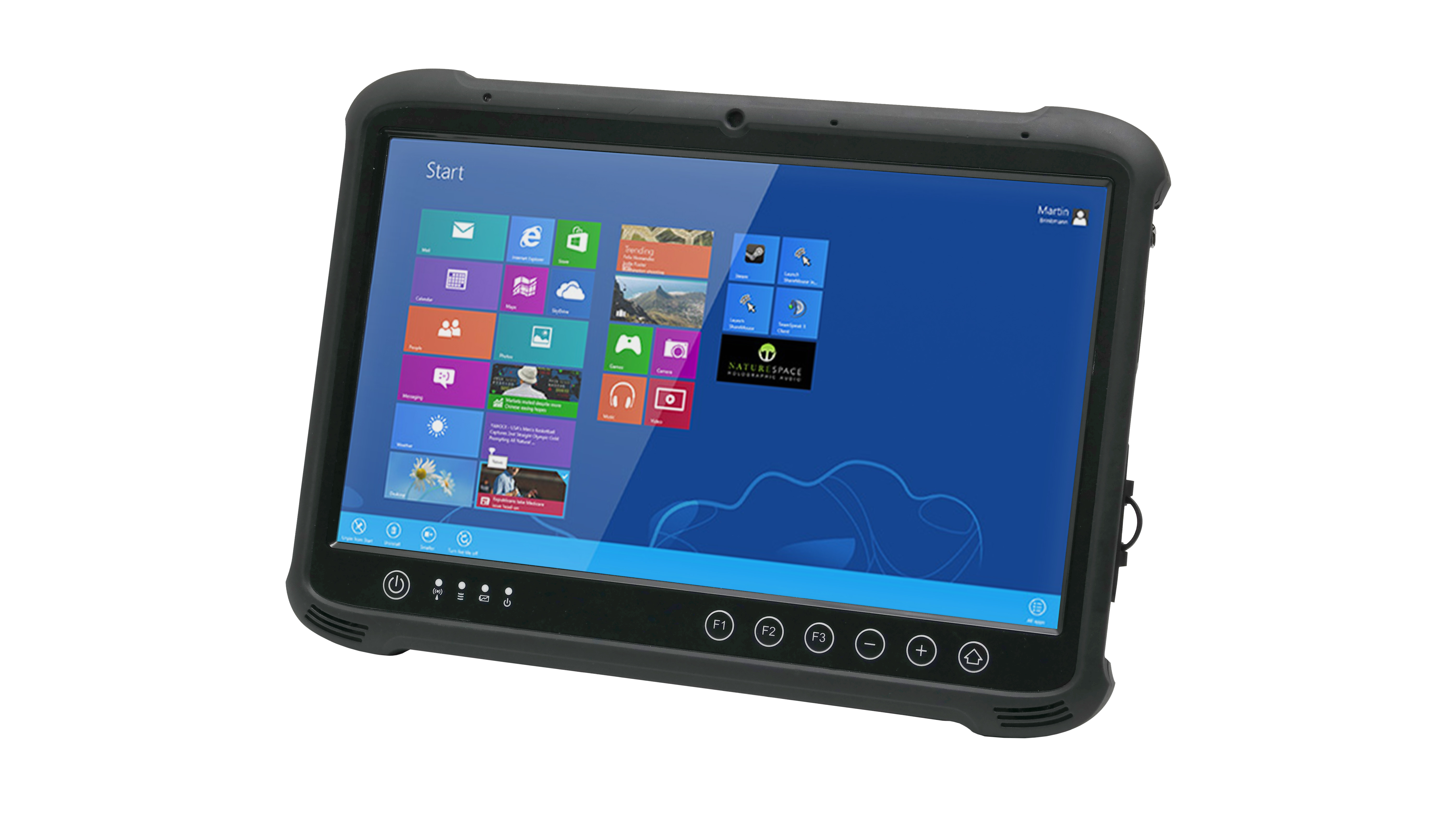 13 3 Inch Windows Tablet Pc For Harsh