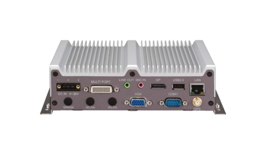 Fanless In-Vehicle Computer – VTC 1010