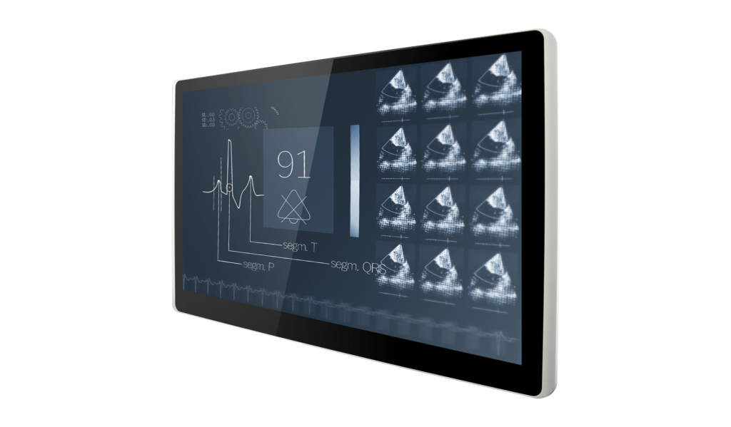 15.6-inch Medical Healthcare PCAP Touch TFT Monitor - W15L100-PTA3-ME