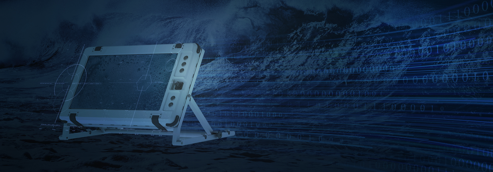 Rugged solutions for extreme conditions