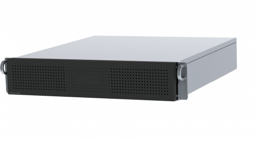 This scalable 2U Server delivers the hardware-enhanced performance required for entry data center computers, network, and storage.