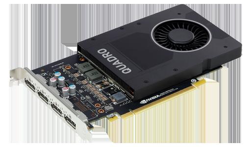 PCI Express Graphics Card Quadro-E PEG P2200