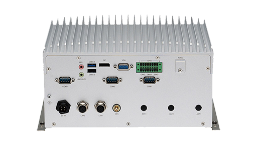 Fanless Rolling Stock Computer VTC 7220-R