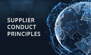 Supplier Conduct Principles