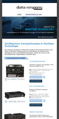 Newsletter - Individualisierte Maritime Embedded Plattformen