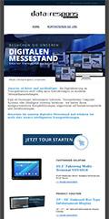 Newsletter 03/2021 - Smarte Transportlösungen, digitaler Messestand