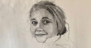 Octavios-portrait-drawing-of-a-young-girl