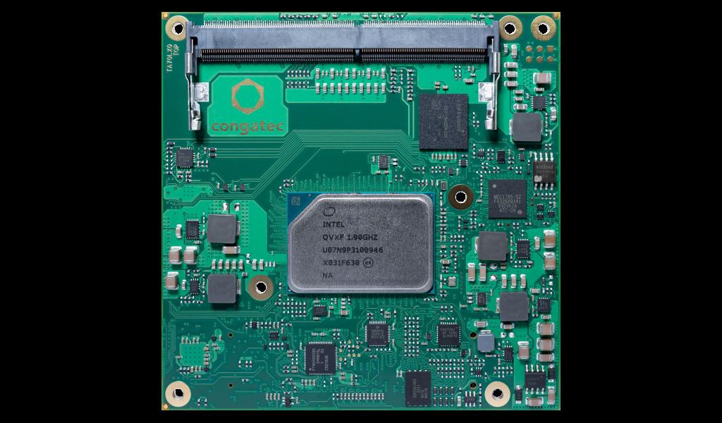 Embedded COM-Express Typ 6 Compact conga-TCA7