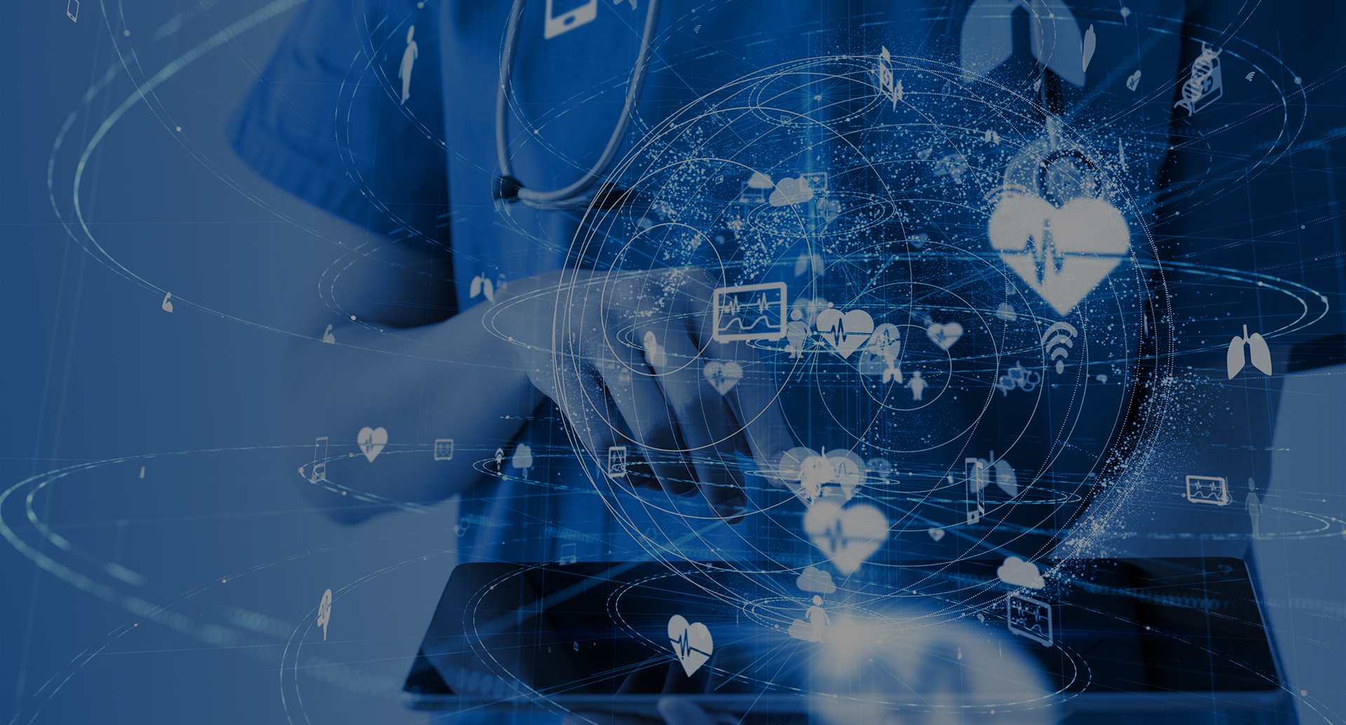 healthcare technology concept