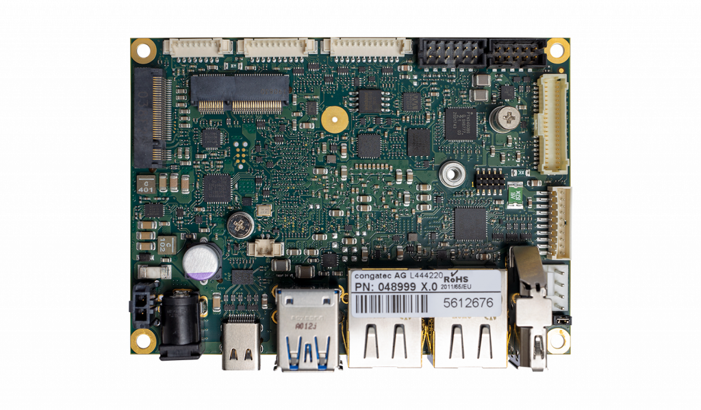 Industrial Pico-ITX SBC conga-PA7