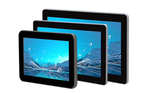 7-Inch to 12-Inch Smart Display Solutions