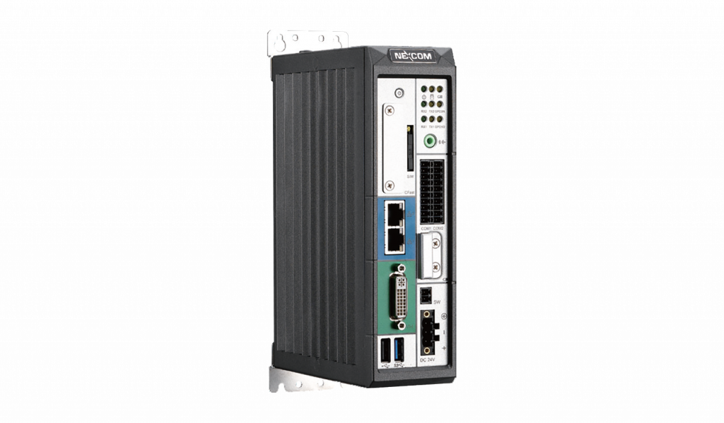 NIFE 101 - Fanless Factory Automation System with extended temperature range and Modbus