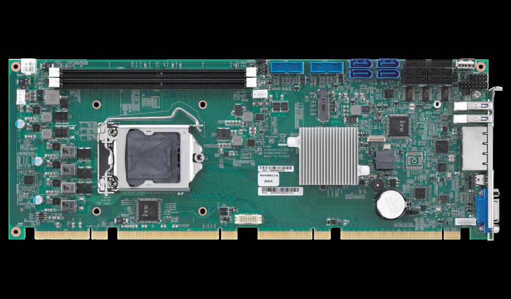 PEAK 889VL2 - PICMG 1.3 Full-Size SBC with Intel® Q370/H310 Chipset and Support for Intel® Core™ i7/i5/i3 LGA1151 socket Processors