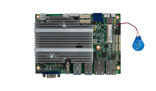 3.5-Inch Board with Intel® Atom™ Processor – EBC 355