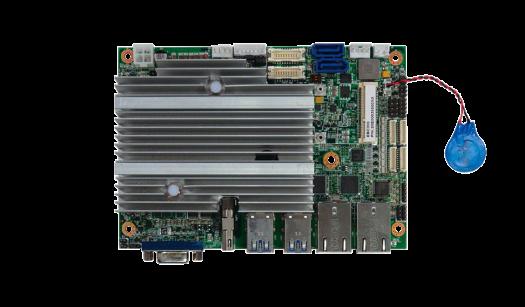 3.5-Inch Board with Intel® Atom™ Processor – EBC 355