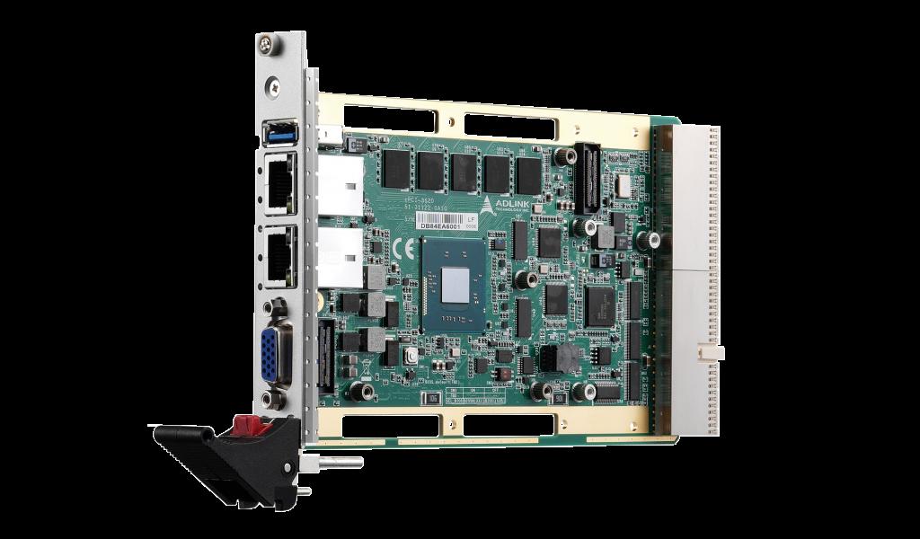 3HE CompactPCI - cPCI-3620 Serie