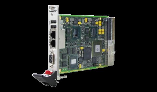 3U CompactPCI® PlusIO Safe Railway Computer