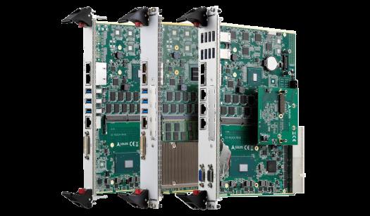 6U CompactPCI Prozessor-Blade – cPCI-6636 Serie