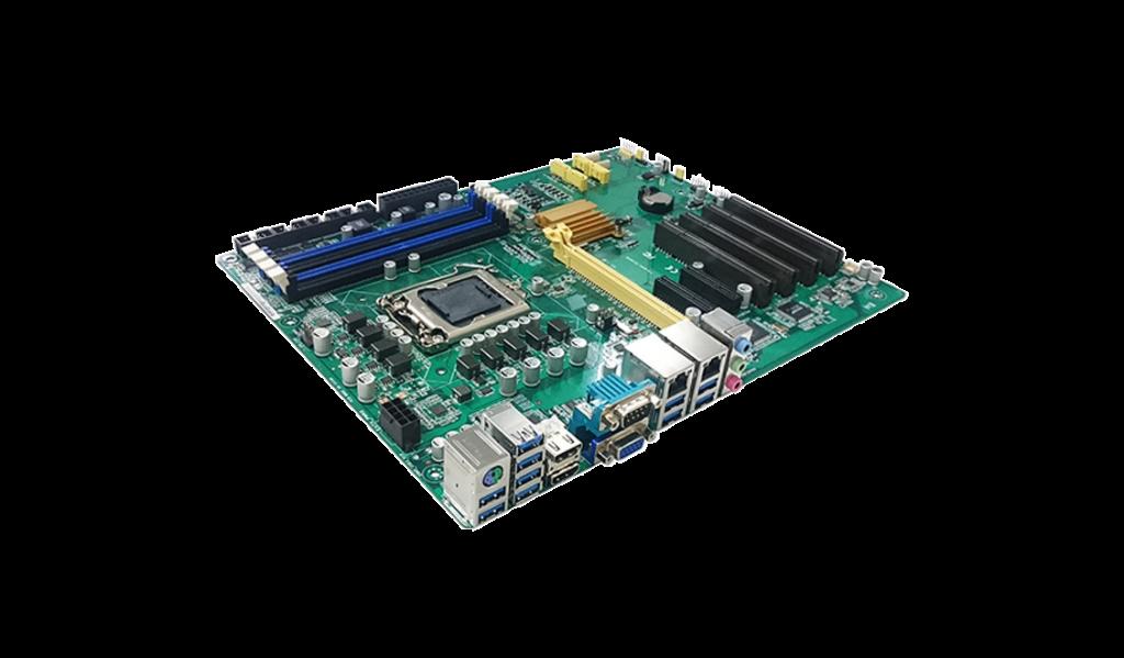 ATX-Motherboard - NEX 912