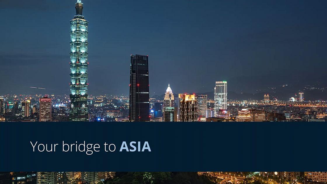 Bridge to Asia (Video)