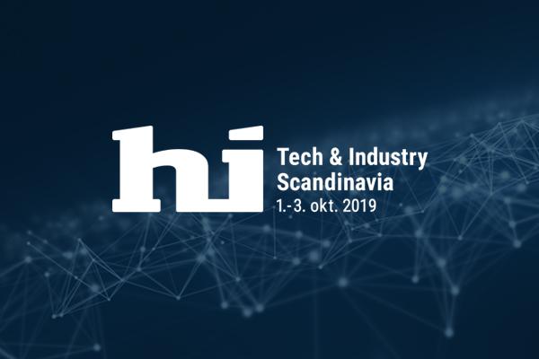 Meet Data Respons Solutions on the hi Tech & Industry Scandinavia in Herning
