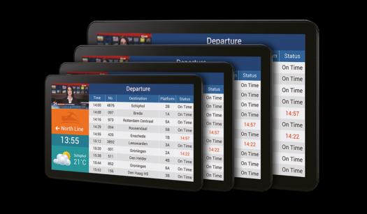 Onboard Passenger Infotainment