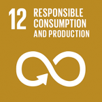 SDG 12: Responsible consumption and production